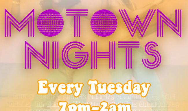 Skinny's Motown Tuesdays